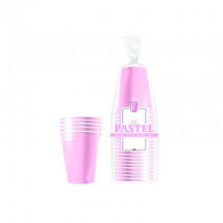 Gobelets Rose Pastel 53cl. x 20 - Original CUP
