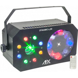 Location Combo Laser Led Dynamic LZR - AFX Light