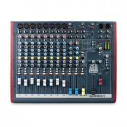 Location Mixeur Audio ZED60-14FX - Allen & Heath