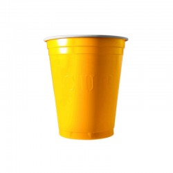 Gobelets jaunes 53cl. x 20 - Original CUP