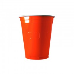 Gobelets oranges 53cl. x 20 - Original CUP