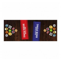 Nappe de Beer Pong - Team Red & Blue - Original CUP
