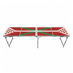 Table Beer Pong Basque - Original CUP