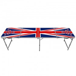 Table Beer Pong England - Original CUP