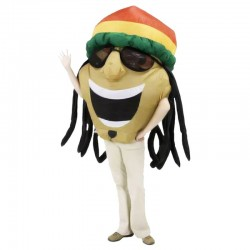 Costume Gonflable Rasta - Original CUP
