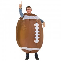 Costume Gonflable Football Américain - Original CUP
