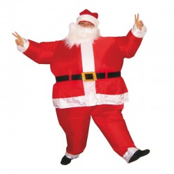 Costume Gonflable Santa - Original CUP