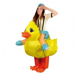Costume Gonflable Duck - Original CUP