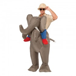 Costume Gonflable Elephant - Original CUP