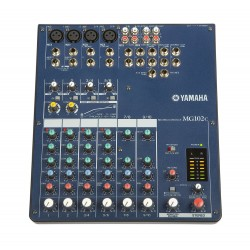 Location Mixeur Audio MG102C - YAMAHA