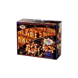 FEU D'ARTIFICE TOTAL - PORTABLE® 5 MINUTES