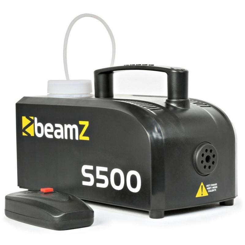Location Machine à Brouillard Fumée - S500 - Beamz