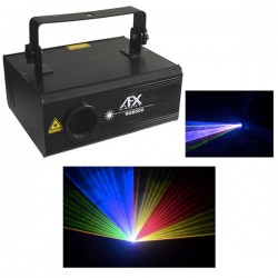 Location Eclairage Laser RGB 500 - AFX Light