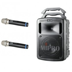 Location Pack Sono Mobile MA708 - 2 x Micro sans fil - Mipro