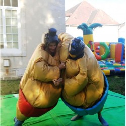 Location Costume de Sumo Adulte - La Paire