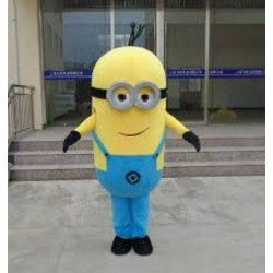 LOCATION COSTUME - MASCOTTE MINION ADULTE