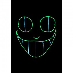 Masque Neon - Cat - Original Cup