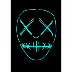 Masque Neon - Nightmare - Original Cup