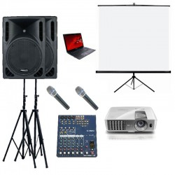 Location Pack Karaoke DUO Complet Plus