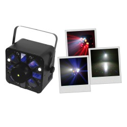 Location Eclairage Led COMBO LED Rouge-Bleu - AFX LIGHT