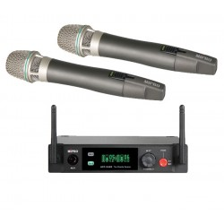 Location Acessoires Microphone Pack ACT-2402 + ACT-24HC x2 - MIPRO