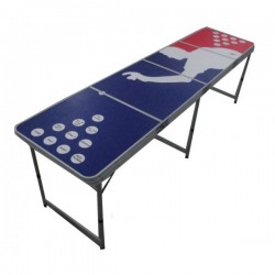 Animation Table de Beer Pong - Original CUP
