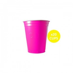 Gobelets Rose 53cl. x 20 - Original CUP