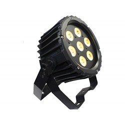 Location Eclairage LED PAR SLIM 7X8W QUAD