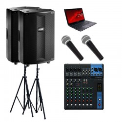 Location Pack Karaoke DUO LUXE Plus