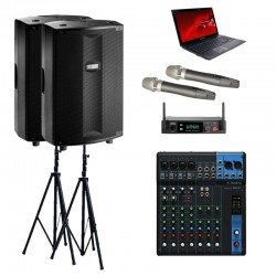 Location Pack Karaoke DUO SF LUXE Plus