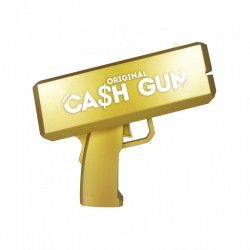CASH GUN - PISTOLET À BILLETS - Original Cup