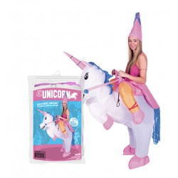 COSTUME GONFLABLE LICORNE - Original Cup