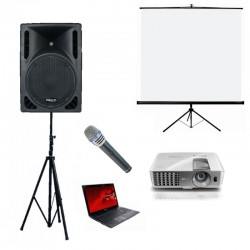 Location Pack Karaoke SOLO Complet