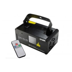 Location Eclairage Laser COLOR MINI FIRE 400