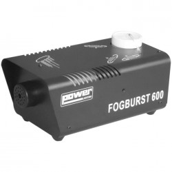 Location Animation Machine à fumée FOGBURST 600